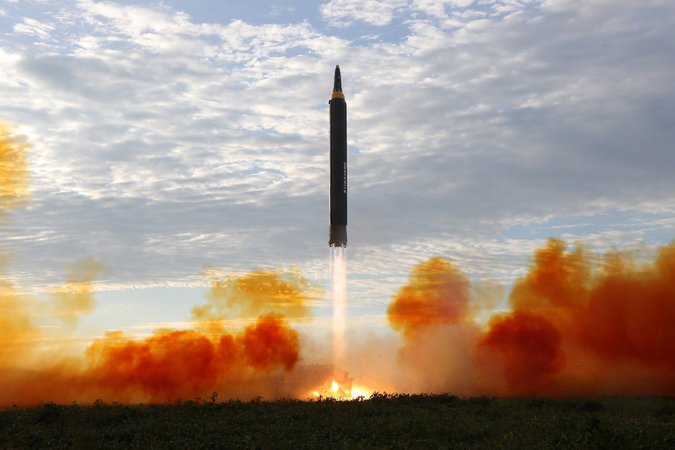 launch-of-a-Hwasong-12-missile-by-North-Korea-in-September