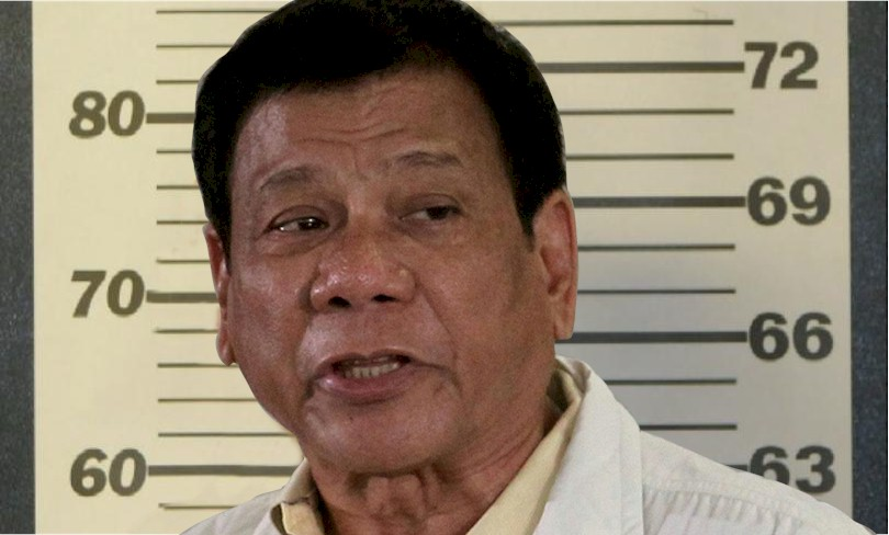 Rodrigo Duterte, Philippines Authoritarian from Red Lines on Global Values