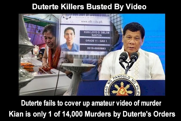 documenting Duterte Extra Judicial Killings