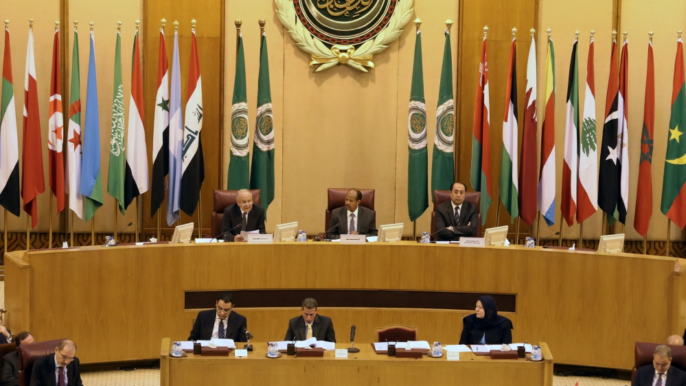 Arab League Emergency Meeting