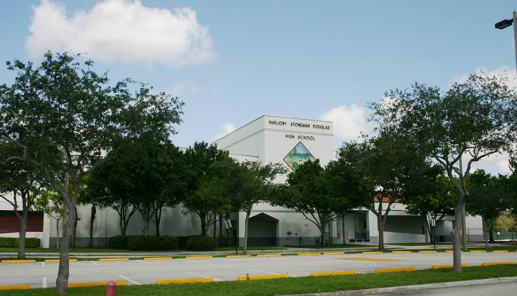 Marjory-Stoneman Douglas High shooting