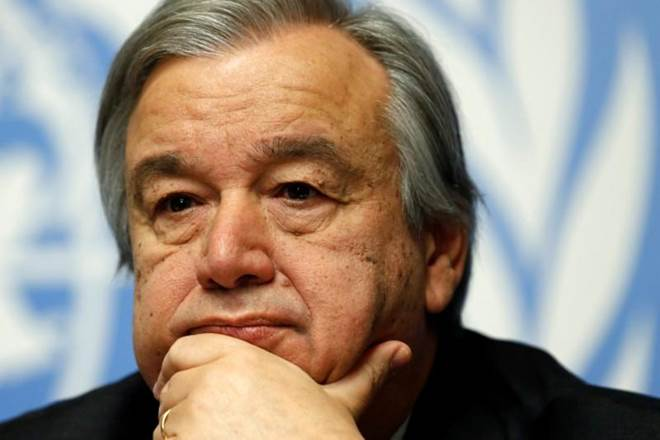 António Guterres - Reuters Photo