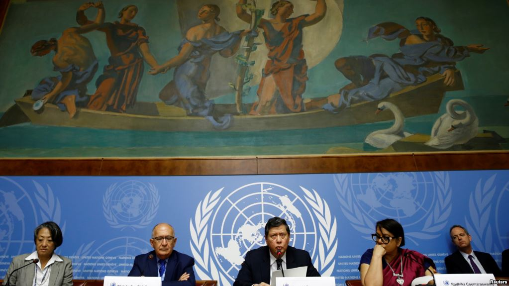 United Nations Special Report on Myanmar