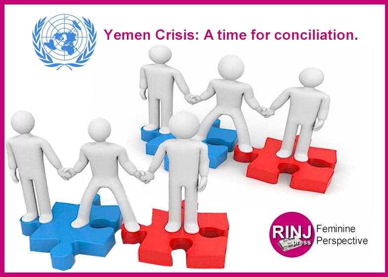 The RINJ Foundation offers straight forward peace plan for Yemen.