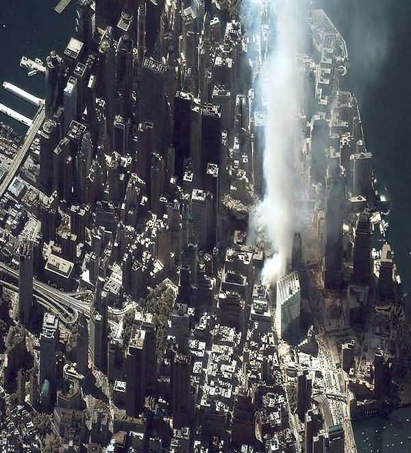 September 11, 2001 New York City