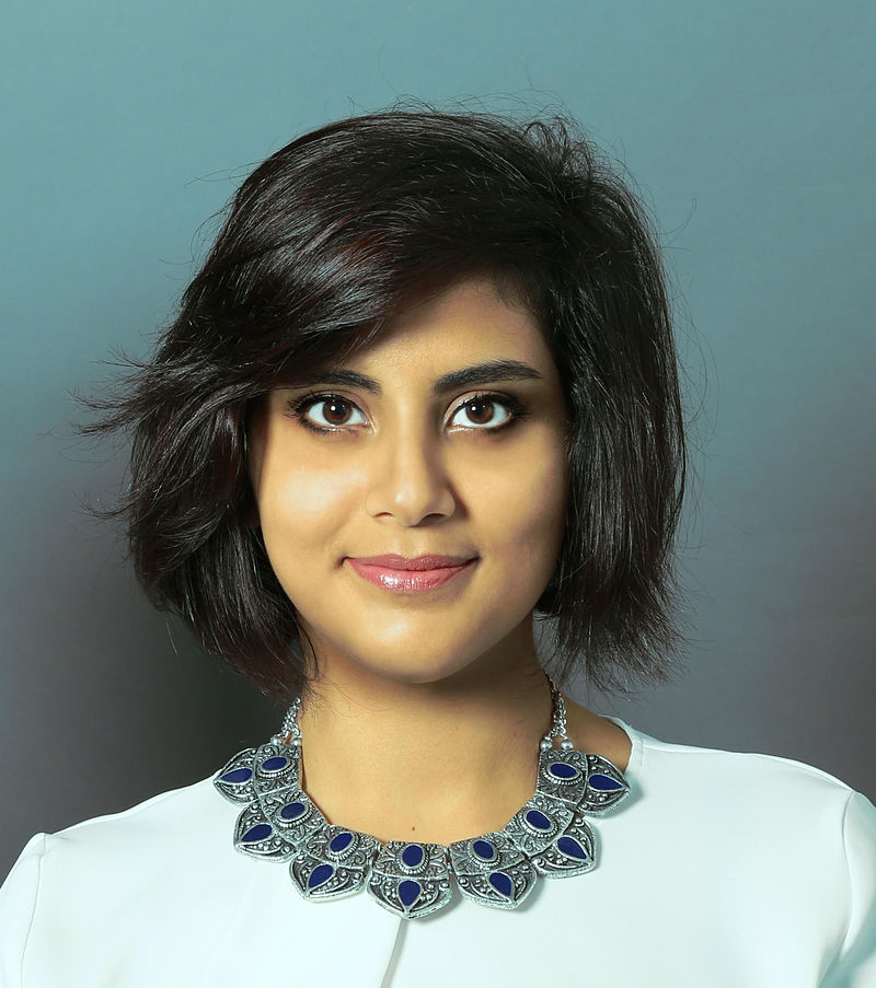 By Unknown - Loujain Alhathloul via OTRS system, CC BY-SA 4.0, https://commons.wikimedia.org/w/index.php?curid=46412844