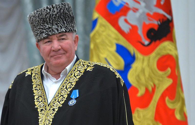 Ismail Berdiev, says FGM combats