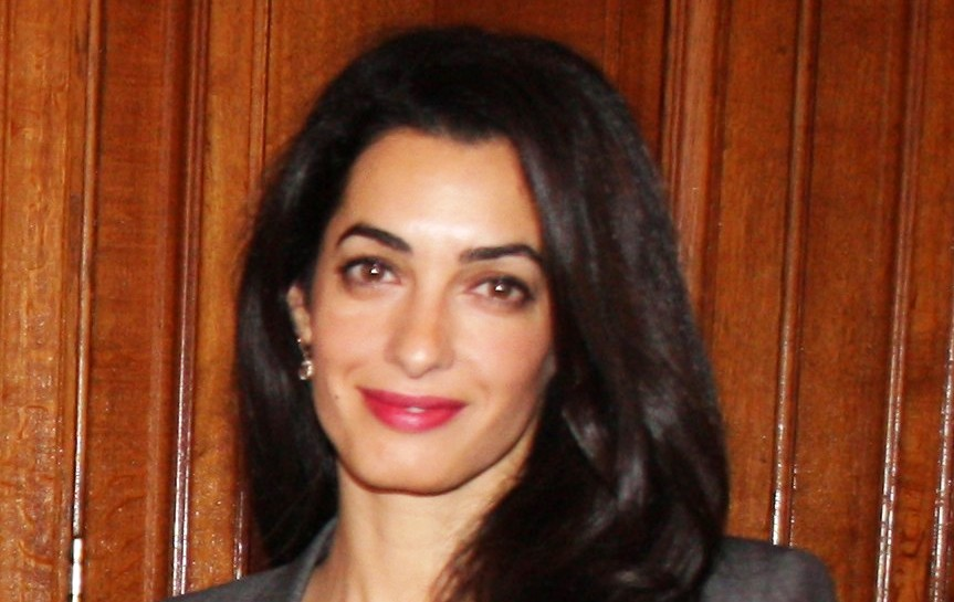 Amal Clooney - Human Rights Lawyer - Photo Credit: The British Foreign and Commonwealth Office