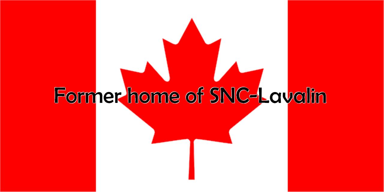Canada, Former home of SNC-Lavalin Photo/Art Credit: Rosa Yamamoto, Feminine Perspective Magazine
