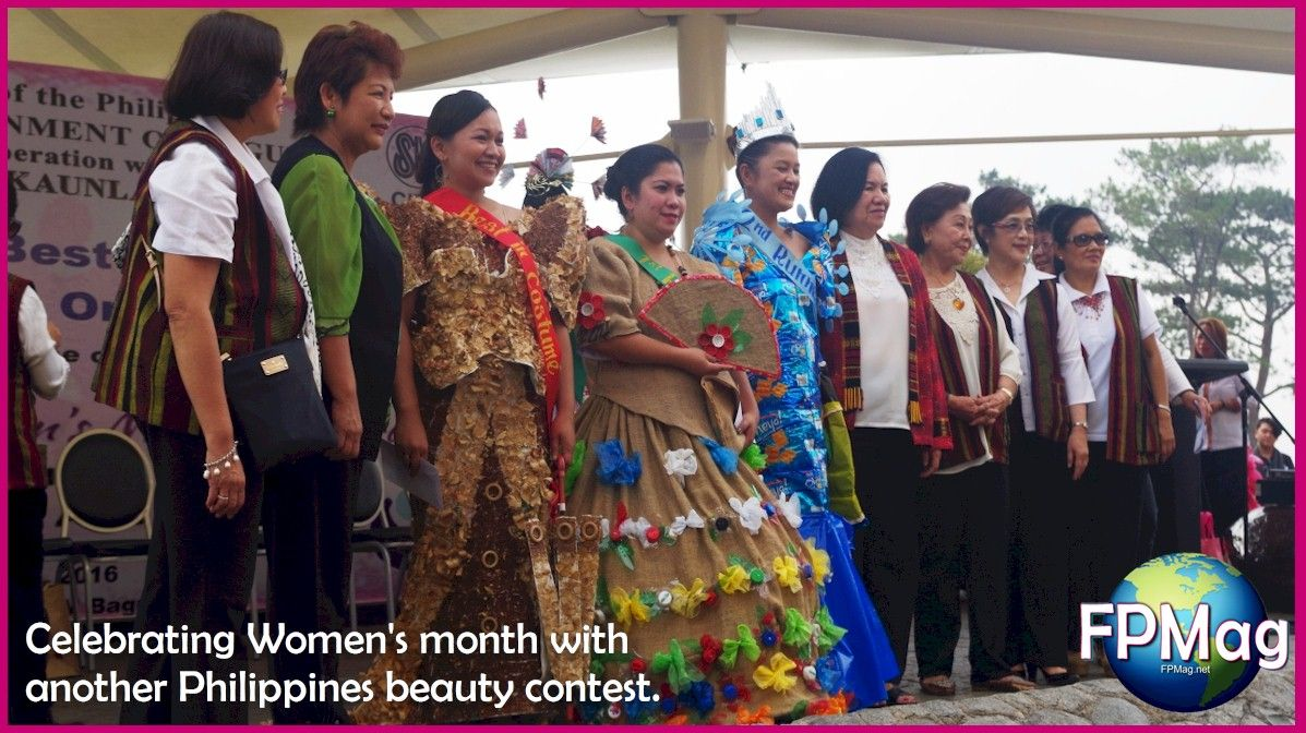 Philippines Women's groups may have missed their mark by not focussing on the issues of the 21st century. The country is consumed with beauty contests which in reality add little or no value to the lives of the vast majority of Philippines women.