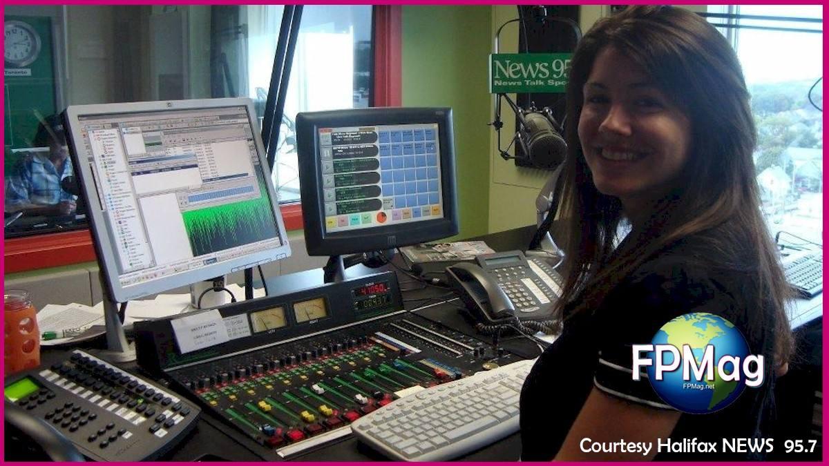 Jenn Casey Former news broadcaster.